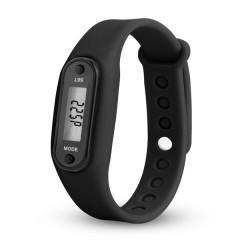 Fitness Tracker Watch Alarm Clock Step Run Step Watch Bracelet Pedometer Calorie Counter Sport Dig Black201447598