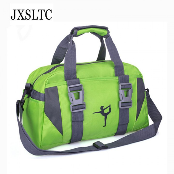 827cd6d95343 2018 New Multifunction Travel Bag Large Capacity Hand Luggage Bags Portable  Womens Men Weekend Light Green200006152