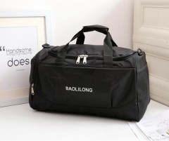 Professional Large Sports Bag Waterproof Gym Bag Polyester Men/Women Large Capacity Packable Duffl