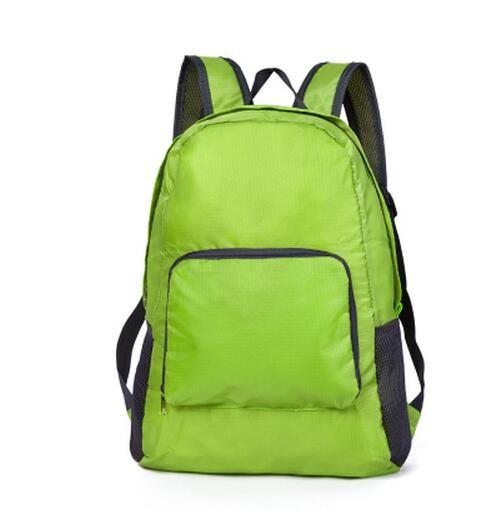 Backpack for Men Travel Polyester Bags Waterproof Shoulder Bags Computer Packsack Green175