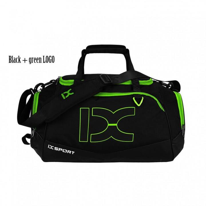 88dd0d6388cd New Arrival 2018 Single Travel Bags Business Handbags Men Women Short  Journey Waterproof Luggage D Black green