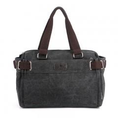 Vintage Canvas Shoulder Travel Bags Men Large Casual Men Crossbody Messenger Travel Bag Leisure Ha