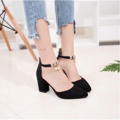 2017 Summer Women Shoes Pointed Toe Pumps  Dress Shoes High Heels Boat Shoes Wedding Shoes tenis f