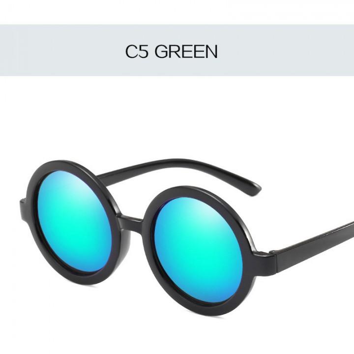 74e1046f22 Retro Sunglasses Women Vintage Small Round Sun Glasses Men Coating Mirror  Eyewear Ultralight Circ