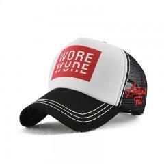 New Men's Baseball Cap Print Summer Mesh Cap Hats For Men Women Snapback Gorras Hombre hats Casua