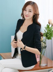 New Autumn Women Blazers Office Lady Style Suit Single Button Slim Lapel Hot Blazer Fashion &amp