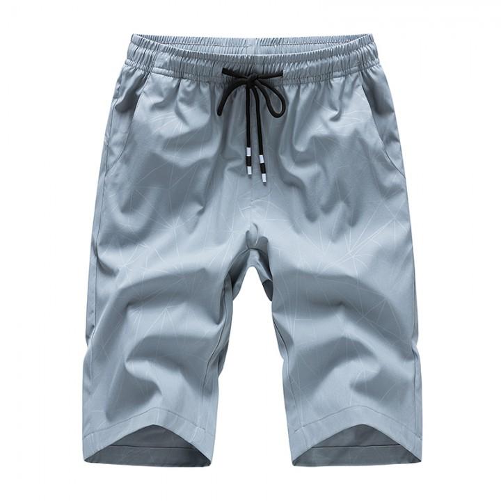 53b4b49fcd9eb Shorts Mens Casual 2018 Fashion Summer Slim Fit Short Men Breathable Shorts  Male Quick Drying Boa