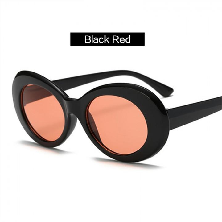 902ef5db107 Clout Goggles NIRVANA Kurt Cobain Round Sunglasses Men Women Brand Designer  Sun Glasses Female Ma