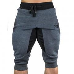 NEW Summer Brand Mens Jogger Sporting Thin Shorts Men Black Bodybuilding Short Pants Male Fitness