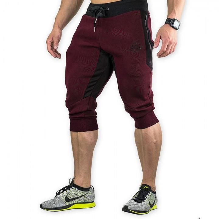 9880e5dbdb NEW Summer Brand Mens Jogger Sporting Thin Shorts Men Black ...