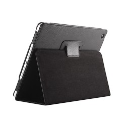 Apple ipad 2 3 4 Case Auto Sleep /Wake Up Flip Litchi PU Leather Cover For New ipad 2 ipad 4 Smar