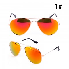 ccf61704492 Pilot Pilot Sunglasses Fashion Small Size Children Sun Glasses Baby  Sunglasses Luxury Kids Eyewe