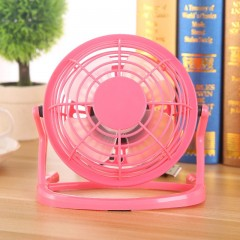 USB Mini Fan Powered Notebook Desktop Cooling Fan Cooler Plastic Air Conditioning Appliances For P