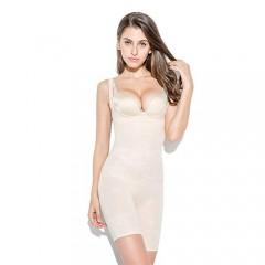 bodyshaper bodysuit Slimming Sheath Belly Modeling Strap waist trainer Hot Shapers Control Underwear 11AA07-Skin200001438 XXL