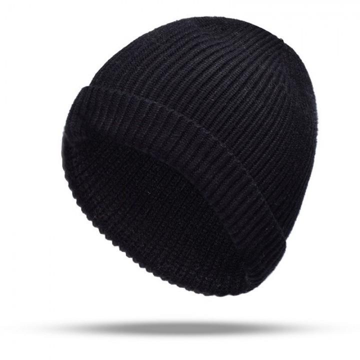 d1cb309c903 Quality White Winter Beanies Hat For Ladies Cashmere Skullies   Beanies  Women Mens Female Fash