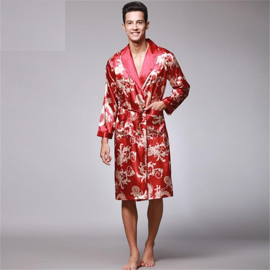 2b9ed8387e ... Robes Long Home Clothing Male Sleep Robe XXL 5 Colo  Product No   2140819. Item specifics  Seller SKU vOFJEWUIZDj  Brand