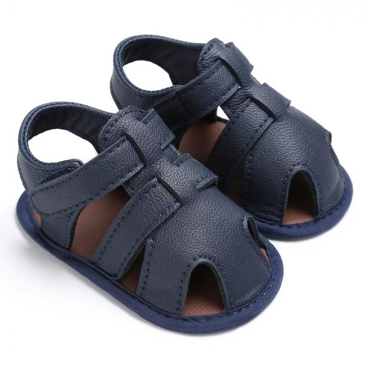 3c55d2305072 Newborn Baby Boys Shoes PU Leather kids schoenen First Walkers Soft ...