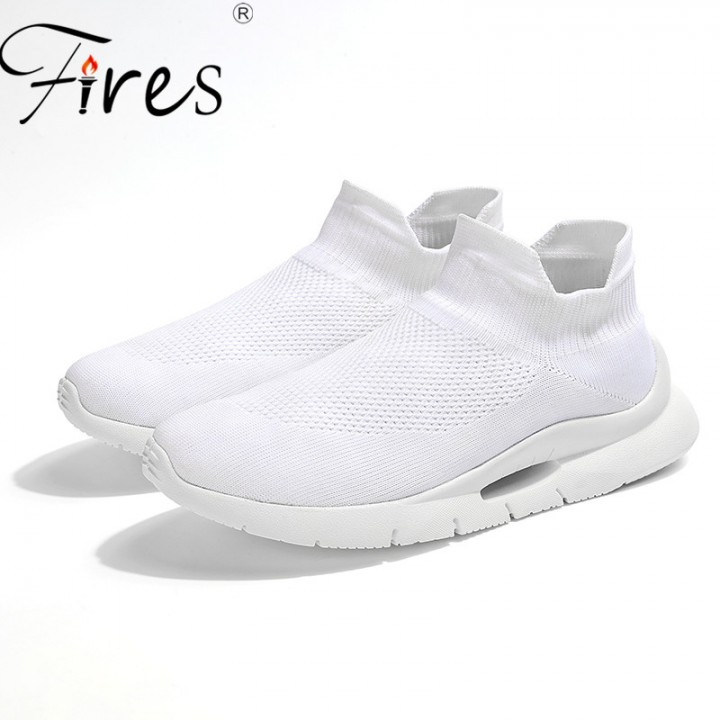 9a36761e9e0f Spring Autumn New Models Men Shoes Fashion Comfortable Casual Shoes For  Male Soft Mesh Lazy Shoes