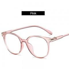 Clear Fake Glasses Men Vintage Round Optical Eye Glasses Frames for Women Transparent Eyeglasses