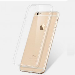 Thin Soft TPU Transparent Case For iPhone 6 6s Plus 7 Plus 5 S SE  8 8Plus X Crystal Clear Silico