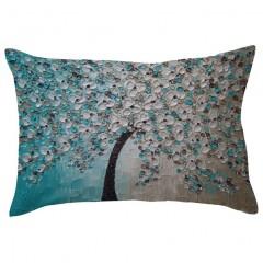 Cover Case   Rectangle Pillow Cover Cushion Case Toss Pillowcase Hidden Zipper  Pillows Cover Cas A
