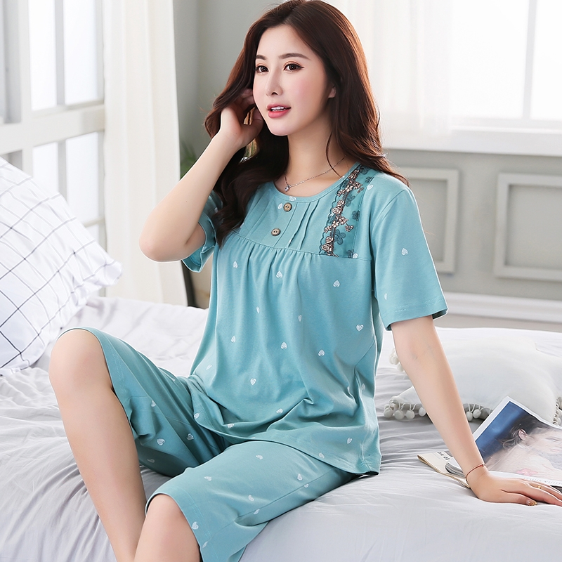 ... Pyjamas Women Short Sleeve Female Floral Print Princess Pajamas Set  High MT915193 L  Product No  1924211. Item specifics  Seller  SKU SshIVEjjDx  Brand  ae78c75eb