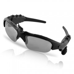Sunglasses Men 3D Polarized glasses Bluetooth 4.1 multi-function stereo car outdoor hands-free vo
