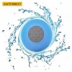 Wireless Portable Waterproof Mini Bluetooth Speaker Music Sound Water Car Speakers Resistant Bath