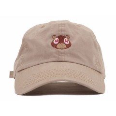 Lovely Bear Snapback Hat Hip Hop Style New Embroidery Baseball Cap Summer