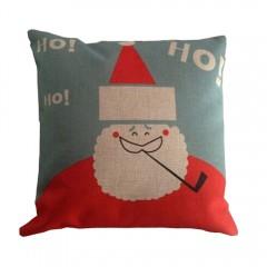 new Christmas Decor For Home Pillow Case  Sofa Waist Throw Cushion Cover Home  Textile Decor Seat