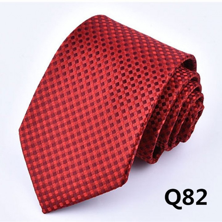 30 Color Men/'s Classic Tie Cotton Necktie Print Flower Red Blue Black Neck Ties