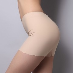 Soft Seamless Safety Short Pants Summer Under Skirt Shorts Modal Ice Silk Breathable Short Tights