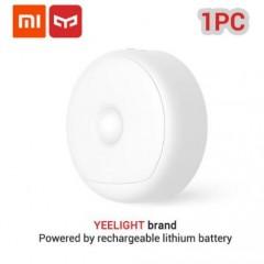 original Xiaomi Mijia Yeelight LED Night Light Infrared Magnetic with hooks remote Body Motion Se