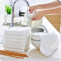Pcs / Set Color Highly efficient Scouring Pad Dish Cloth Cleaning Wipers kitchen rags Strong Deco