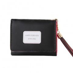 Short Tassel Clutch Wallet Large Capacity Wallets Female Purse Money Bag Lady Purses Phone Pocket