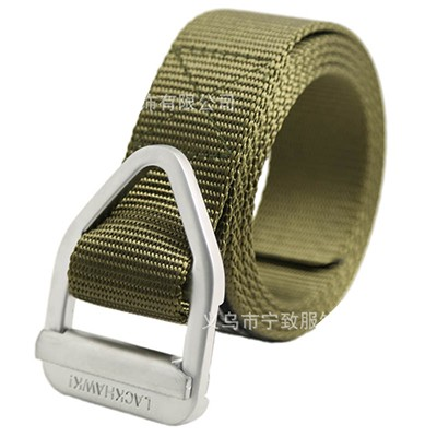 Army Tactical Belt Military Nylon Belts Mens Waist SWAT Strap with Metal  Buckle Rappelling Belt 3