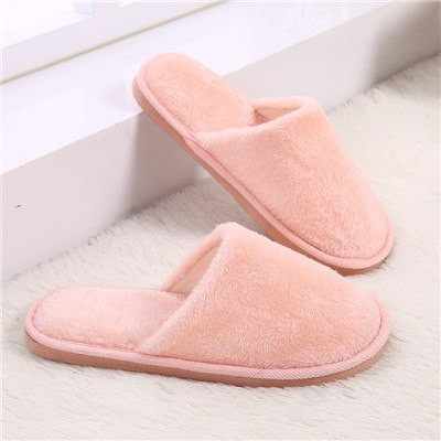0d85dc7bbb6 Indoor House Slipper Soft Plush Cotton Cute Slippers Shoes Non-Slip Floor  Home Furry Slippers Wom  Product No  2789177. Item specifics  Seller ...