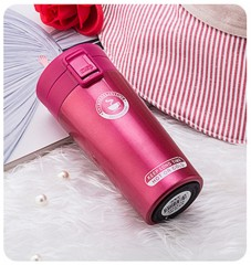 thermo Water Bottle Travel Coffee Mug Stainless Steel Thermos Tumbler Cups Vacuum Flask Tea Mug T