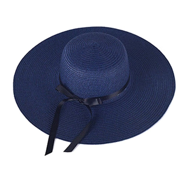 Straw Hat Women Big Wide Brim Beach Hat Sun Hat Foldable Sun Block UV  Protection  Product No  2811595. Item specifics  Seller SKU SSNnYctL0Sj   Brand  eca4a2160863