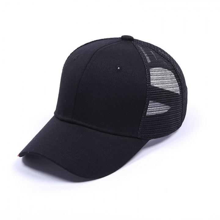 d2d89a8c5ac Glitter Ponytail Baseball Cap Women Snapback Hat Summer Messy Bun Mesh Hats  Casual Adjustable Spo