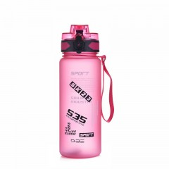 Bottles Water Bottle Portable Sports Large capacity sports frosted space bottle For Hiking Bicycl