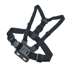 Go pro Elastic Adjustable Chest Strap Belt Harness Mount For Xiaomi Yi 4K Accessories For Gopro H