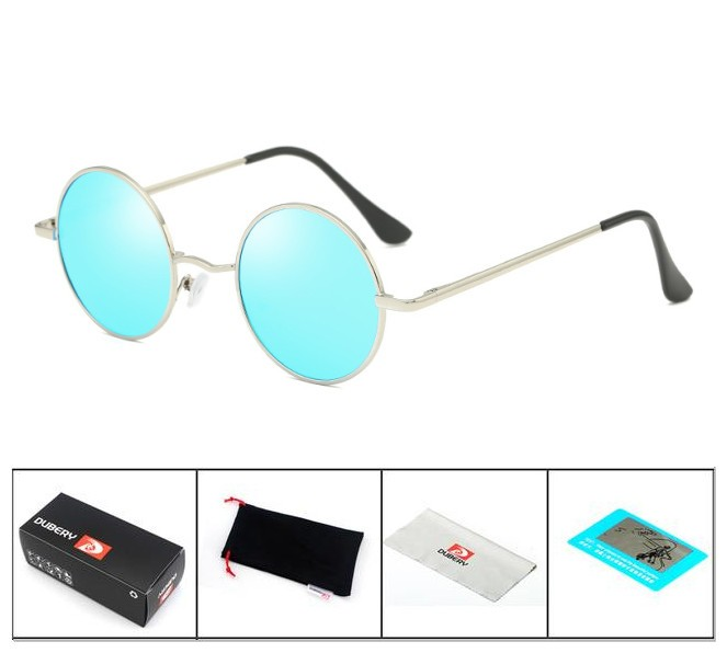 2f70cee125 Item specifics  Seller SKU ahHQirkcLjW  Brand  Retro round sunglasses.  Features and specifications  Details  • Lightweight