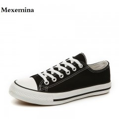 New Classic Womens Vulcanize Shoes Casual Canvas Shoes Women Sneakers Tenis Feminino Ladies Shoes