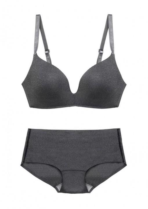 a03a2a5384769 Sexy Bras Sets Seamless Womens Lingerie Bralette Bras Underwear Sets Femme  Push Up Bra Panties Ca