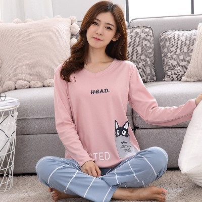 ... Cotton Women Pajamas Sets Ladies Nightwear Cartoon Pijama Mujer Long   Product No  2968375. Item specifics  Seller SKU zOtEQsopzAu  Brand  6b313dcab