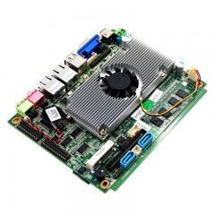 X3500  Graphic controller 2*RTL8111E-V 1000M LAN embedded motherboard with Atom processor