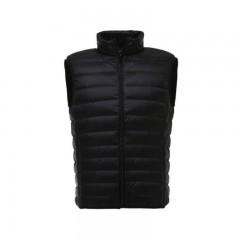 Winter Duck Down Vest Mens Casual Sleeveless Jackets Ultralight 90% White Duck Down Vests Mens Ne