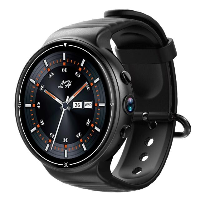 I8 4G Smart Watch Phone with camera Heart Rate Monitor Pedometer Fitness Tracker Smartwatch GPS W