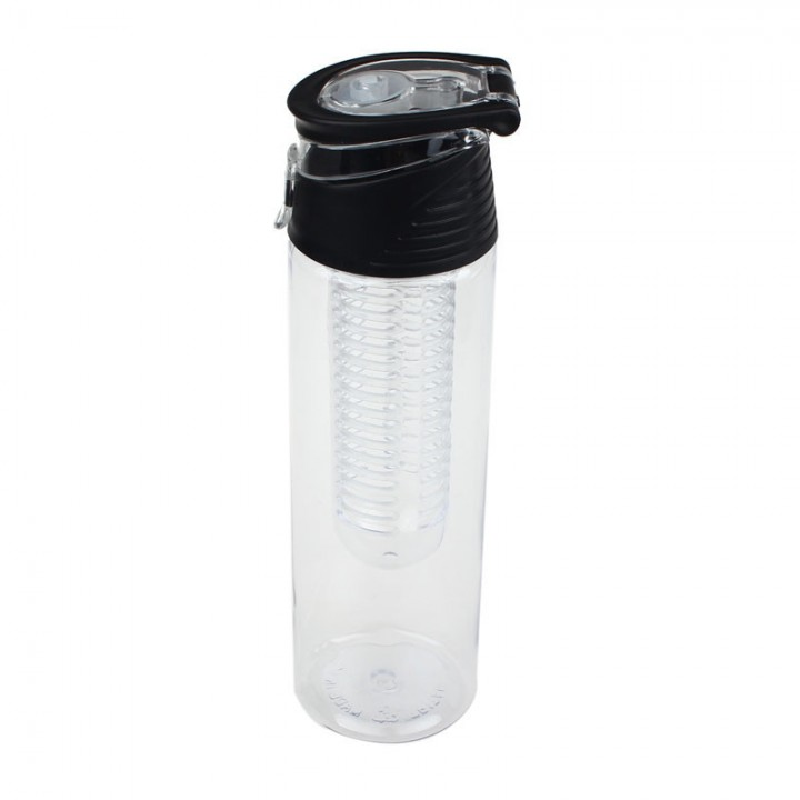 variety of color specifications plastic fruit bottle home outdoor sports bottle convenient bevera